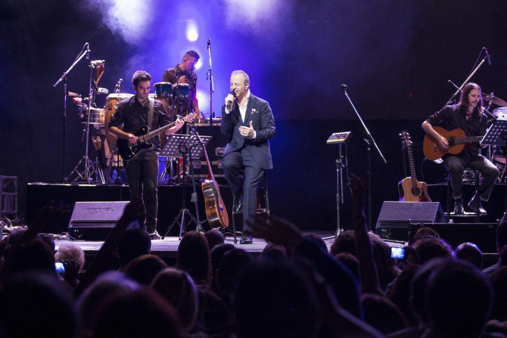 Alberto Plaza graba disco en Chile que celebra sus 30 años de carrera Image